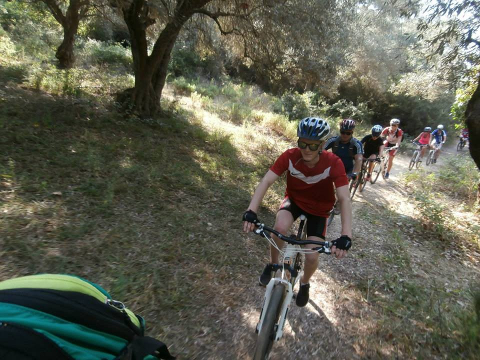 Greece Mountain Bike