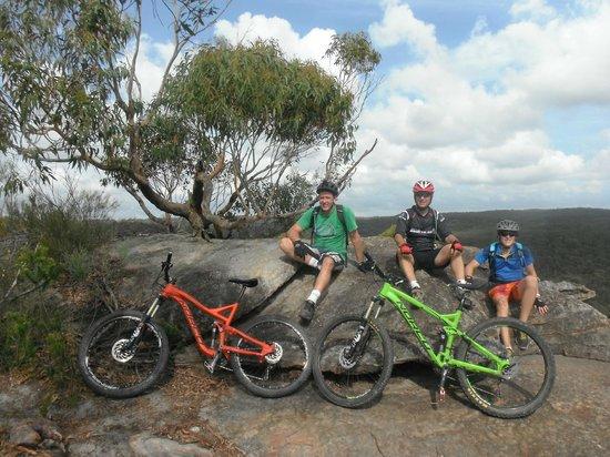 Sydney Australia Mountain Bike