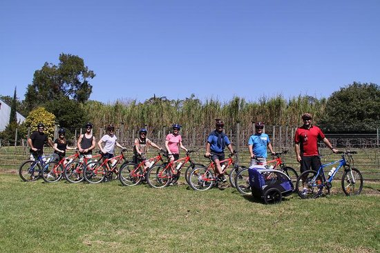 Brisbane Region Australia Mountain Bike