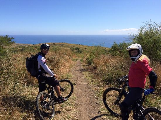 Reunion Island Bike