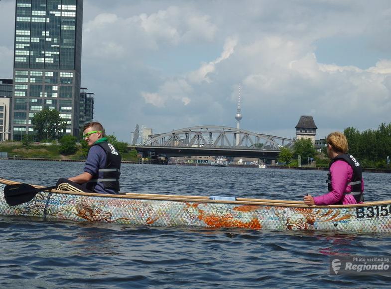 Berlin Germany Kayak