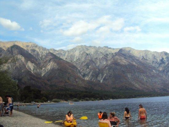 Province of Chubut Argentina Kayak