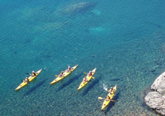Province of Rio Negro Argentina Kayak