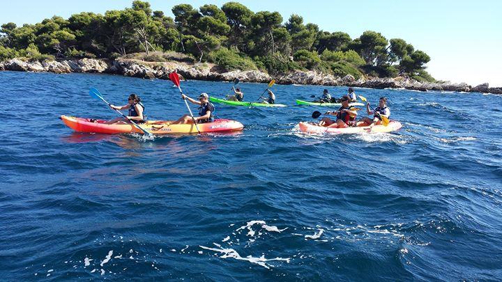 Cannes France Kayak