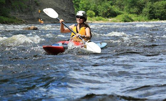 Beaupre Quebec Kayak