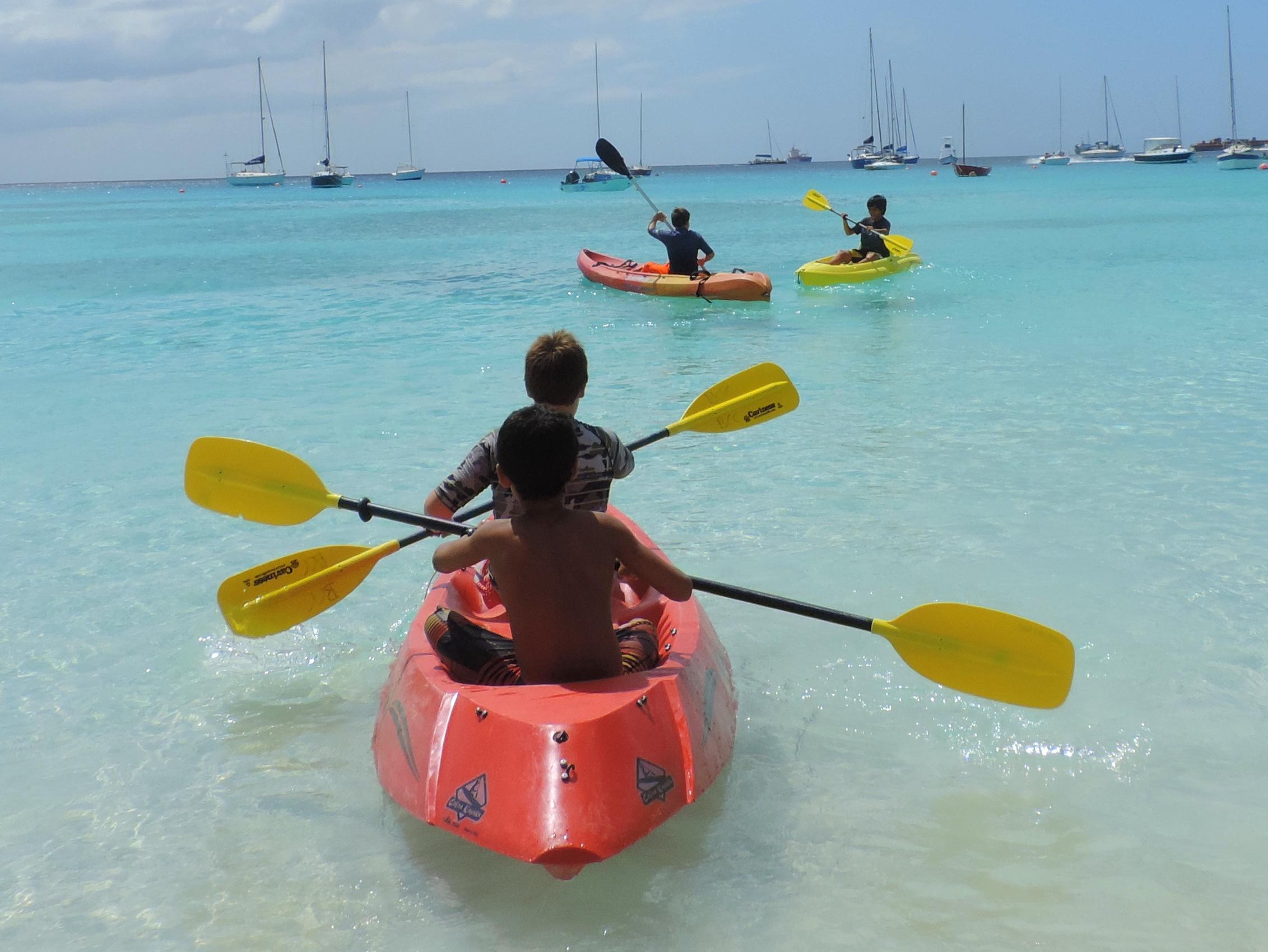 Barbados Kayak