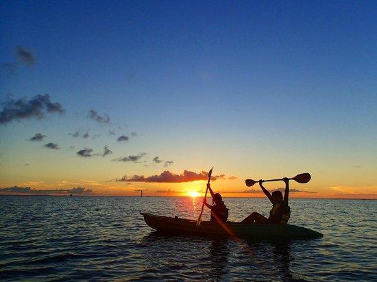 Okinawa Prefecture Japan Kayak