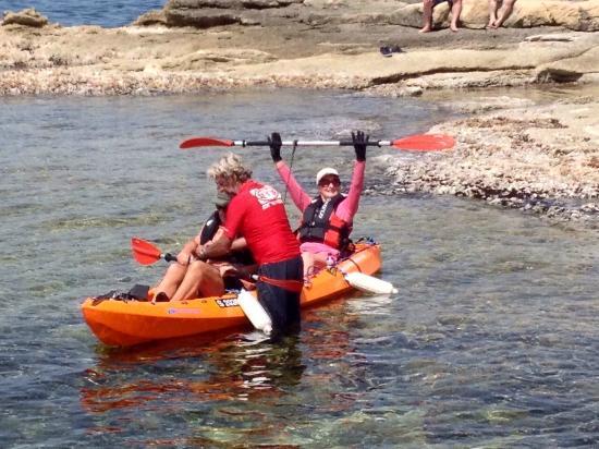 Bugibba Malta Kayak