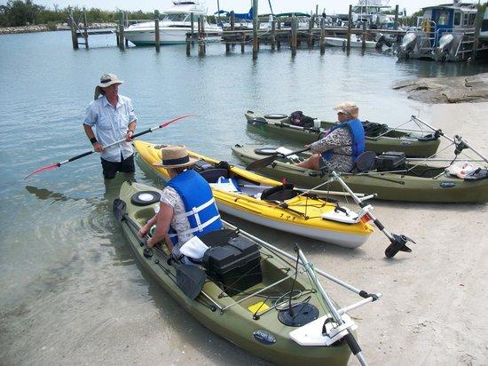 Fort Pierce United States Kayak