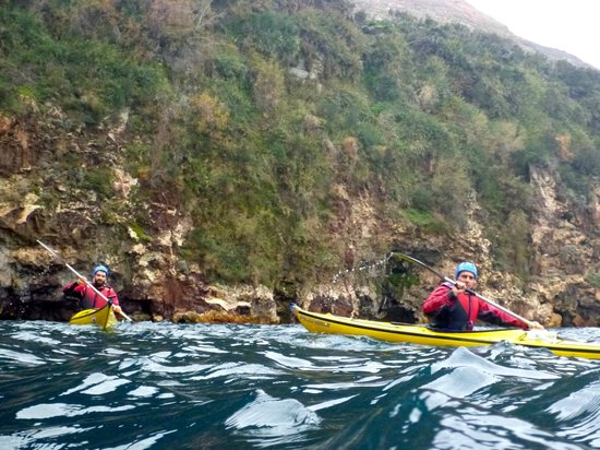 Islands of Sicily Italy Kayak