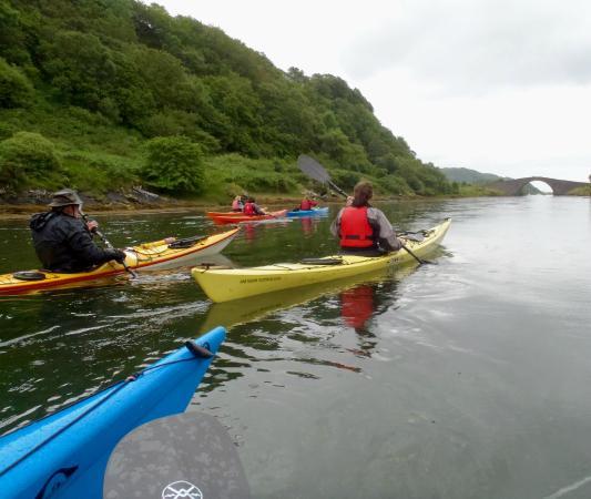 Oban Scotland Kayak