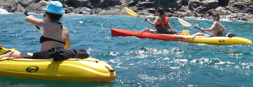 Sithonia Greece Kayak