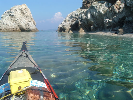 Marciana Marina Italy Kayak