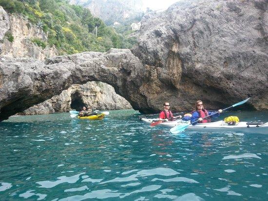 Amalfi Canada Kayak