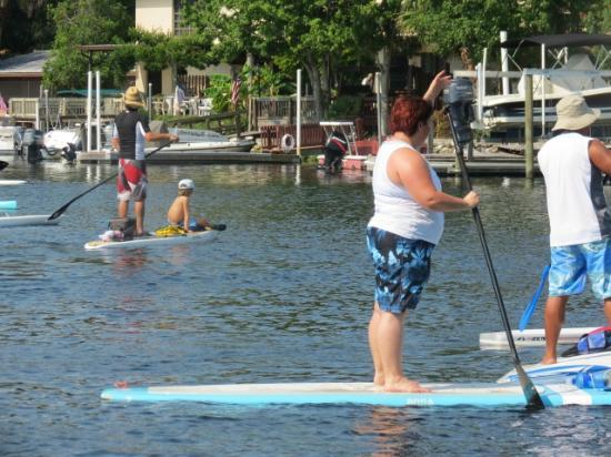 Crystal River United States Kayak