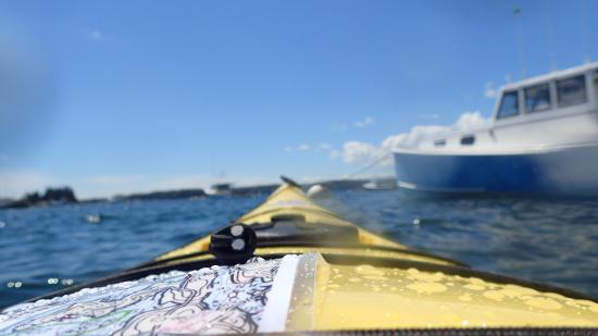 Boothbay Harbor United States Kayak