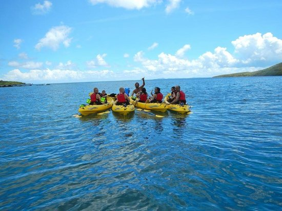 Culebra Puerto Rico Kayak