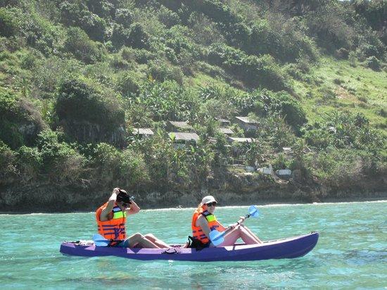 Indonesia Kayak