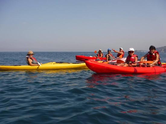Province of Naples Canada Kayak