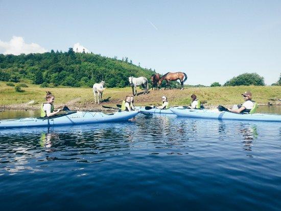 Sligo Ireland Kayak