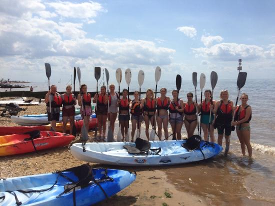 Hunstanton Australia Kayak