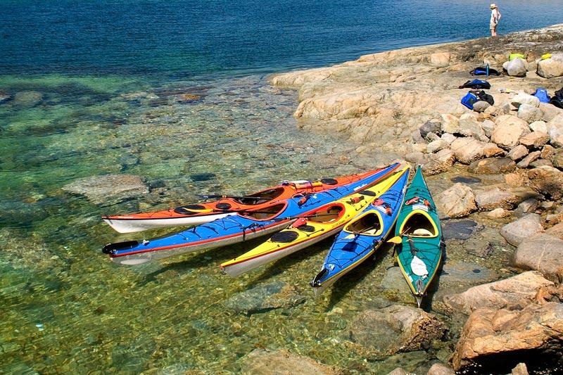 Powell River British Columbia Kayak