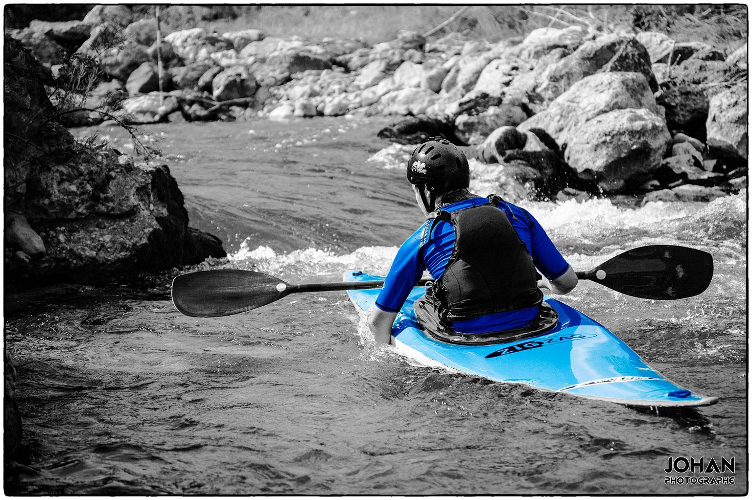 Beziers France Kayak