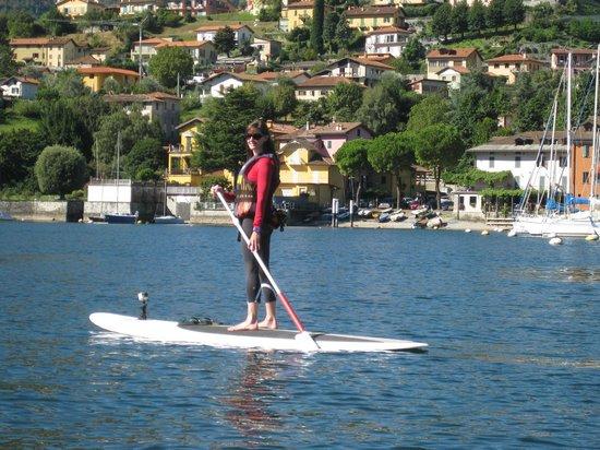 Bellagio Italy Kayak