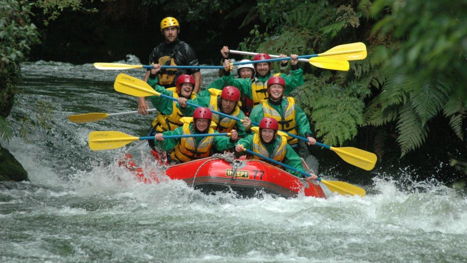 Rotorua New Zealand Kayak