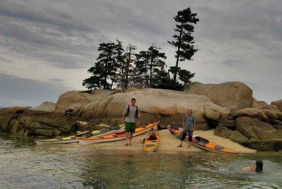 Deer Isle United States Kayak
