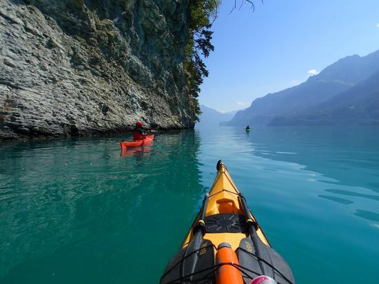 Switzerland Kayak