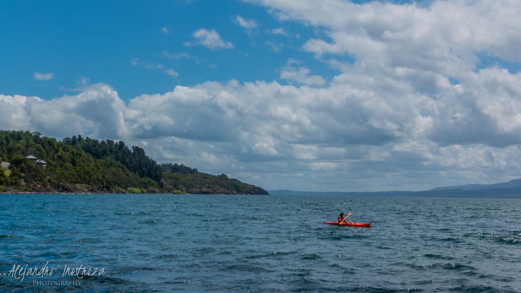 Pucon Chile Kayak