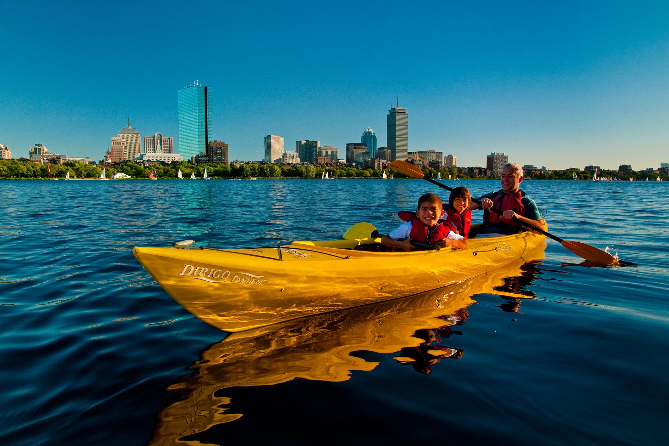 Boston United States Kayak