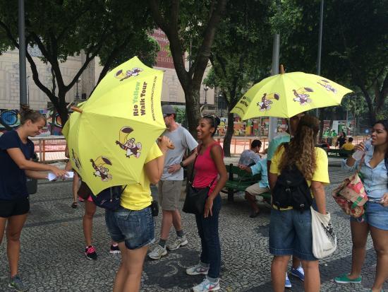 Carioca Square Brazil Tours