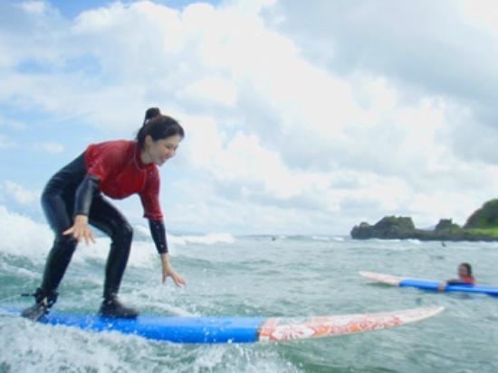 Japan Surfing