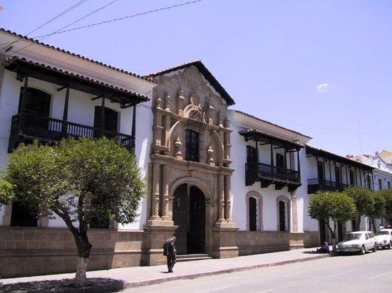 Bolivia Museums