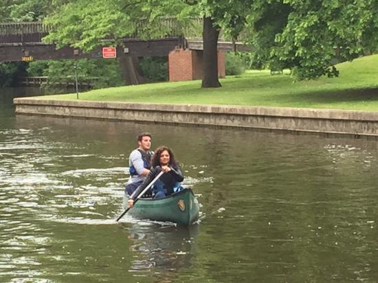 Berkshire United Kingdom Kayak