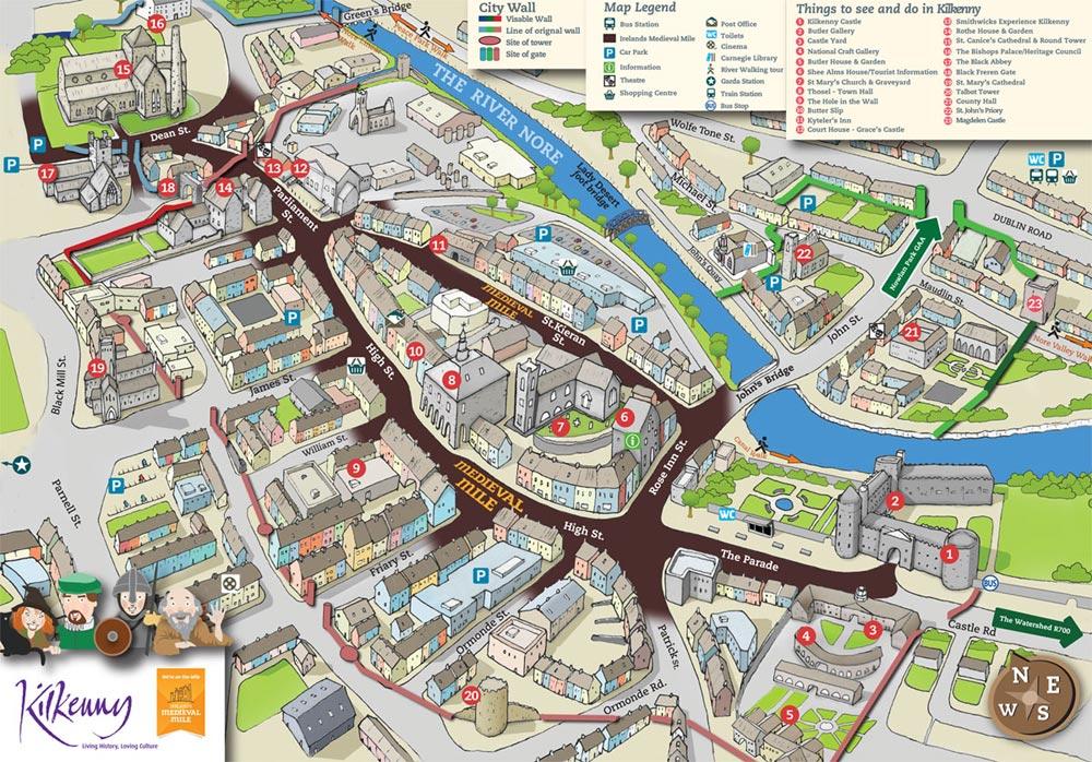 Kilkenny Ireland Tours