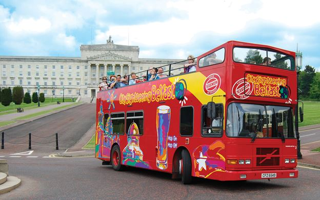 United Kingdom Bus Tours