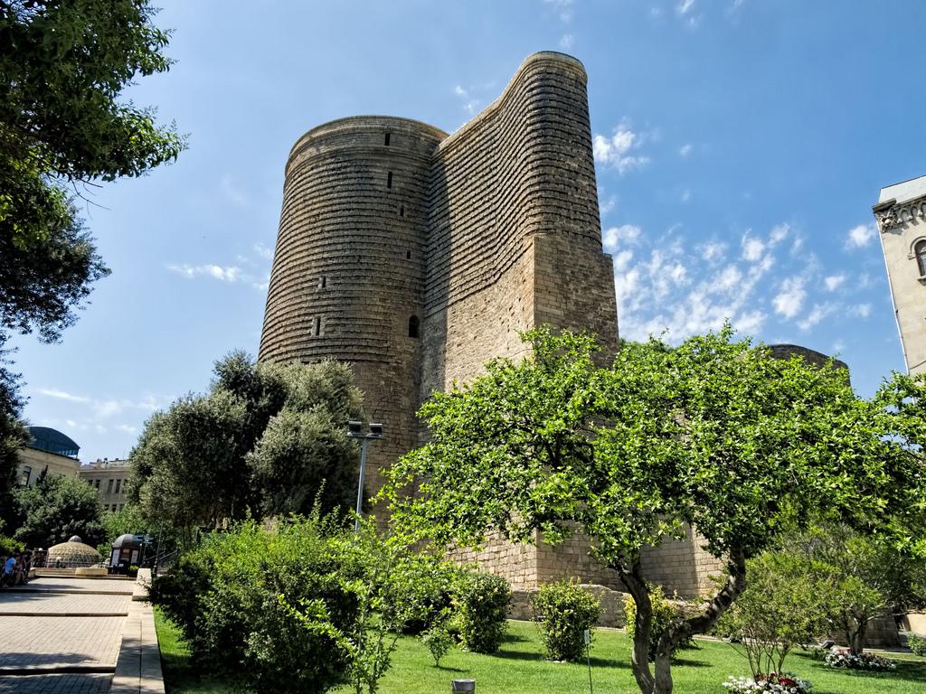 Azerbaijan Palace