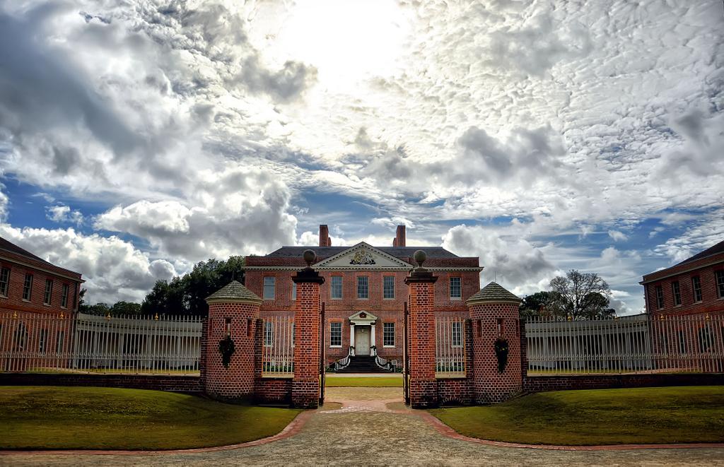 New Bern United States Palace