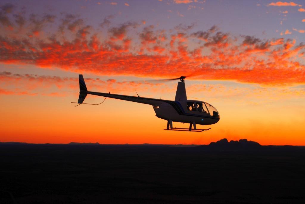 Yulara Northern Territory Helicopter Rides