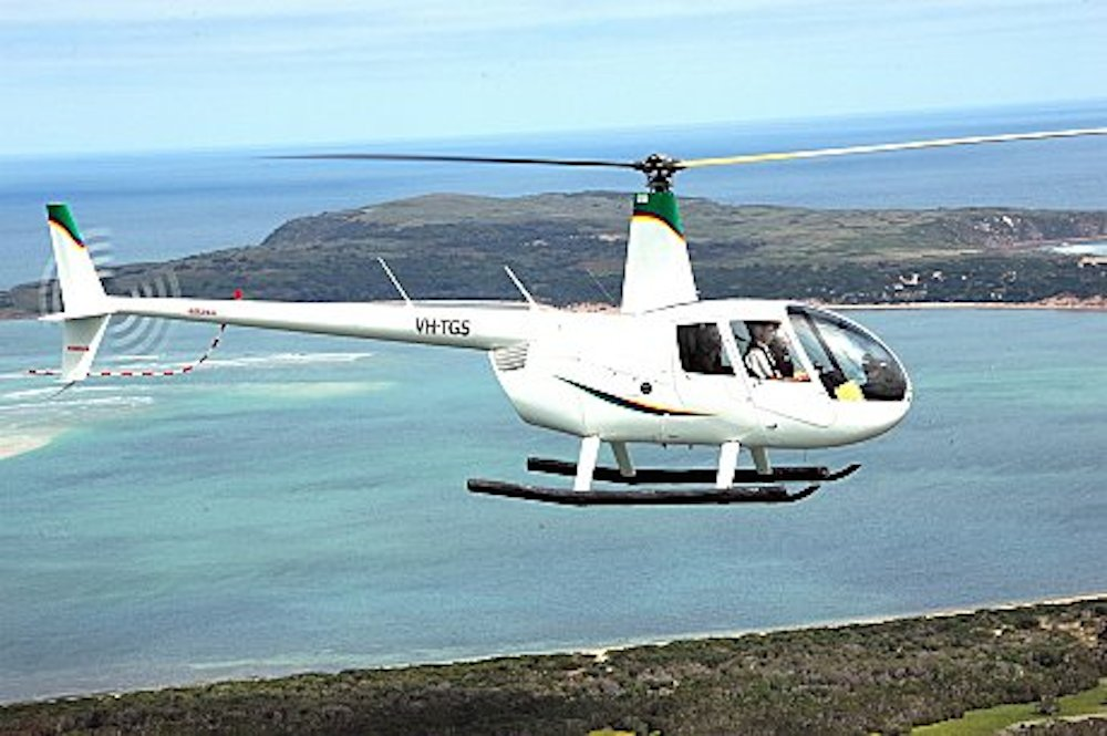 Phillip Island Canada Helicopter Rides