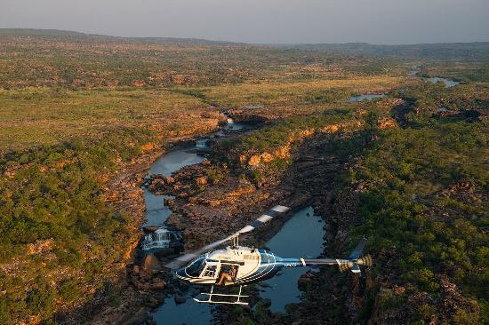 Kununurra Australia Helicopter Rides