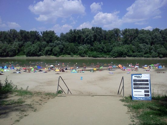 Csongrad County Hungary Beaches