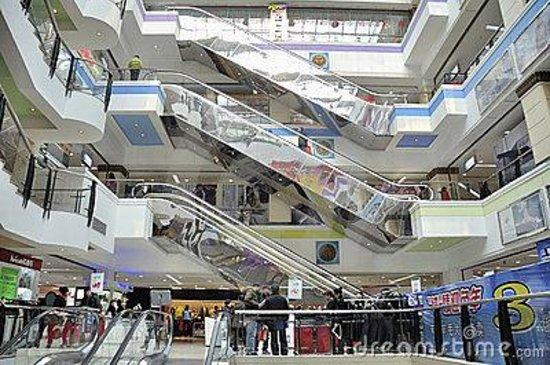 Wuhan china Shopping