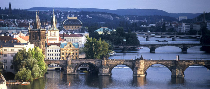 Czech Republic Sightseeing