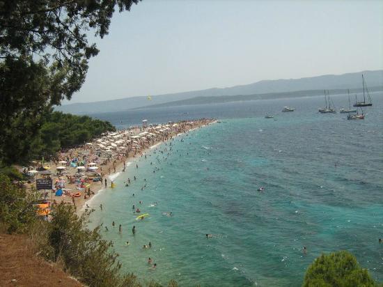 Split-Dalmatia County Croatia Beaches