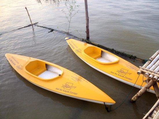 Hoi An Vietnam Kayak