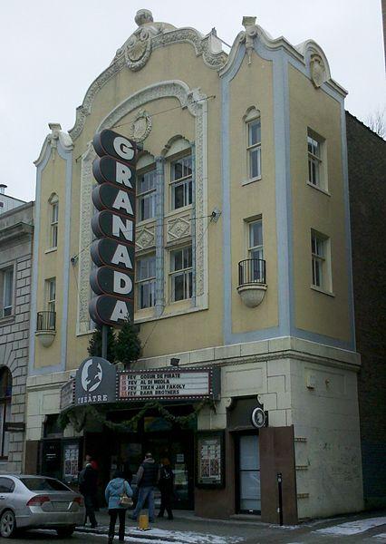 Quebec Theatres